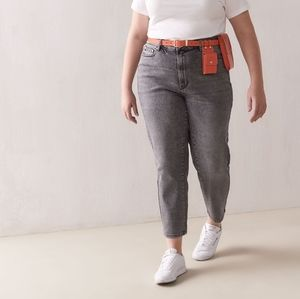 Addition Elle | High-Rise Slim Cropped Jean
